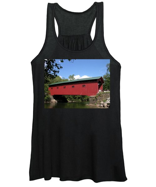 Arlington Bridge 2526a Women's Tank Top