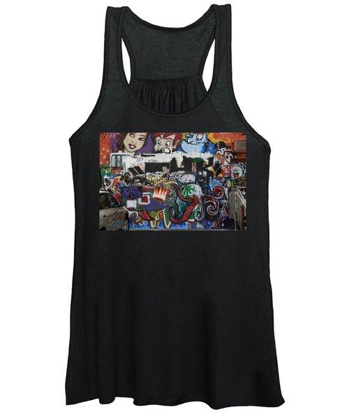Art Alley 4 Women's Tank Top