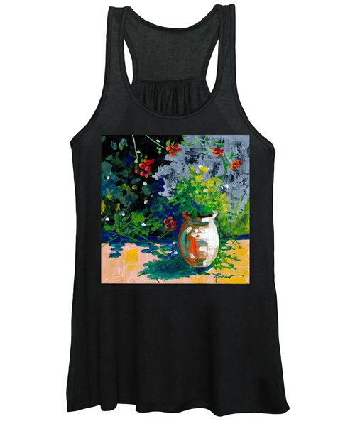 At Tharri Monastery-rhodes Women's Tank Top
