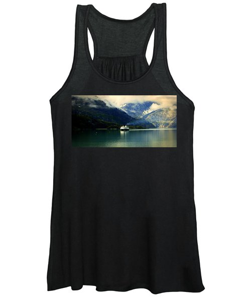 At The Helm Of Peace Women's Tank Top