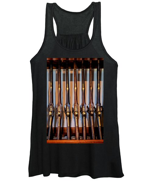 At The Ready Women's Tank Top