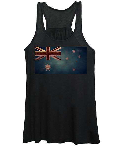 Australian Flag I Women's Tank Top