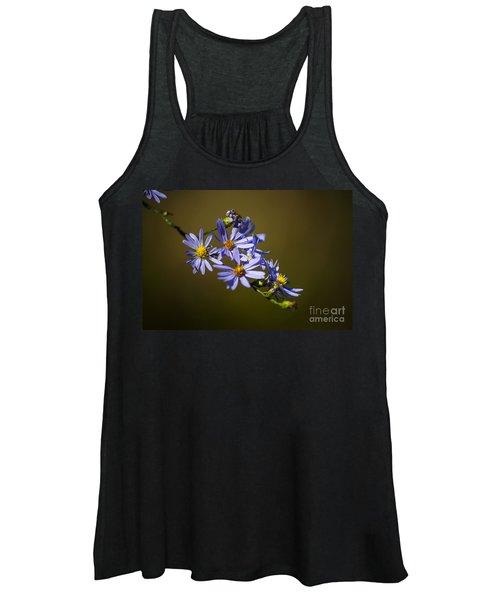 Autumn Floral Women's Tank Top
