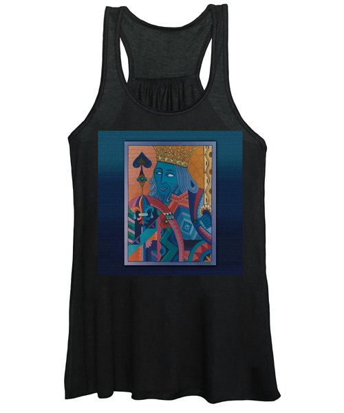Be The King In Your Movie Women's Tank Top