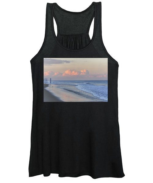 Better Days Ahead Seaside Heights Nj Women's Tank Top