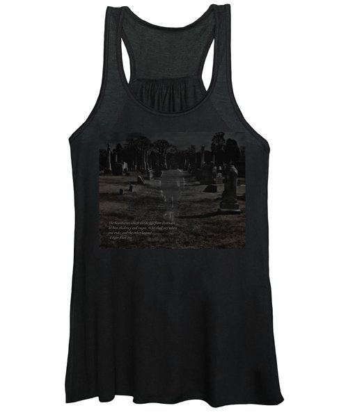 Between Life And Death Women's Tank Top