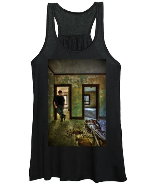Beyond Regrets Of The Past Women's Tank Top