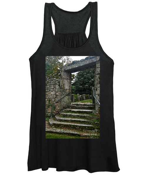 Bishop's Palace Gardens Women's Tank Top