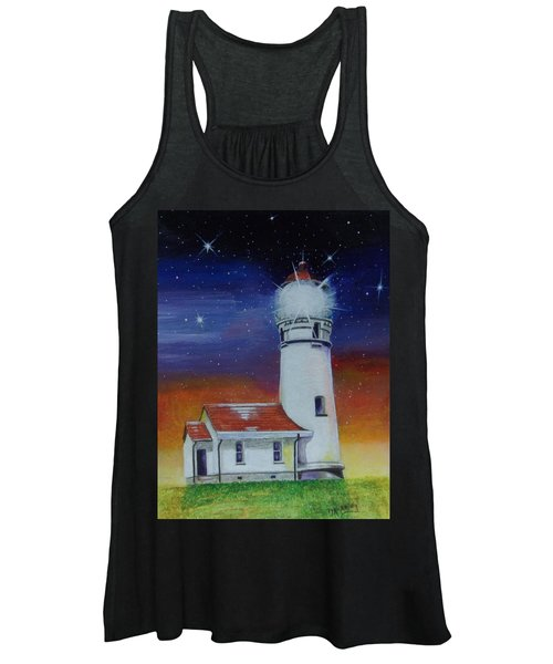 Blanco Lighthouse Women's Tank Top