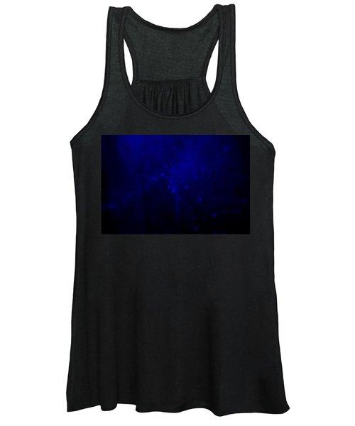 Blue Hearts Women's Tank Top