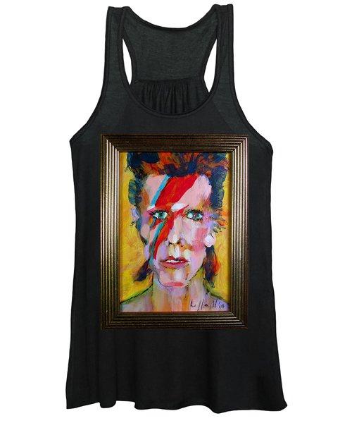 Bowie Women's Tank Top