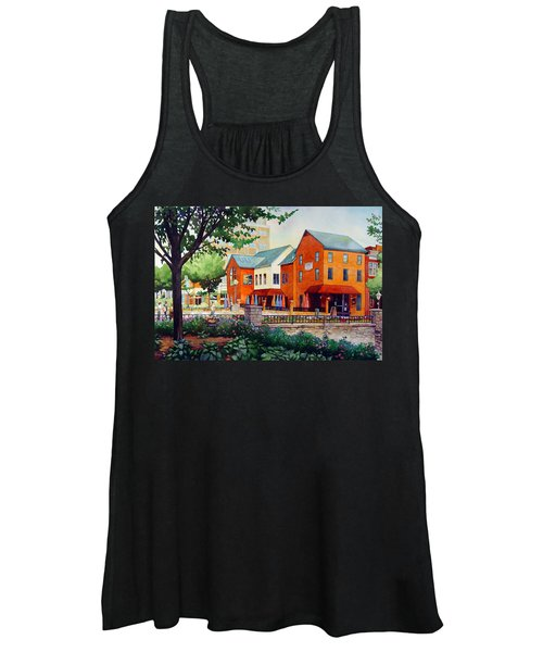 Bridge To Margarita Women's Tank Top