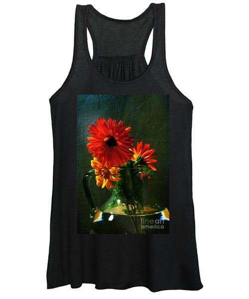 Bright And Dominant Women's Tank Top