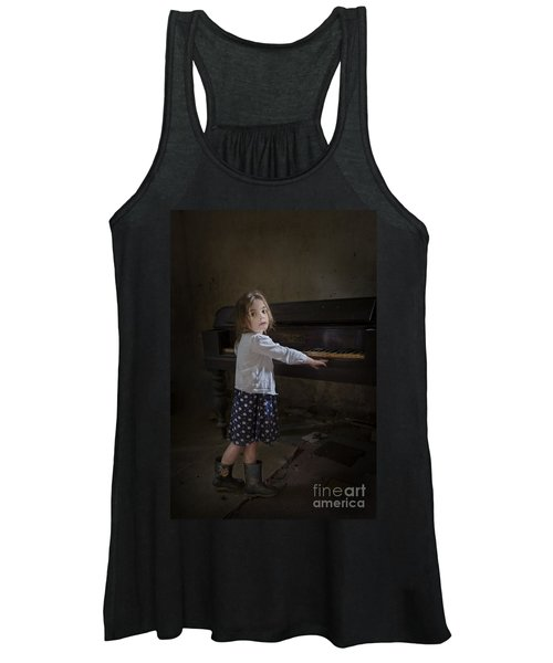 Broken Hearted Melody Women's Tank Top