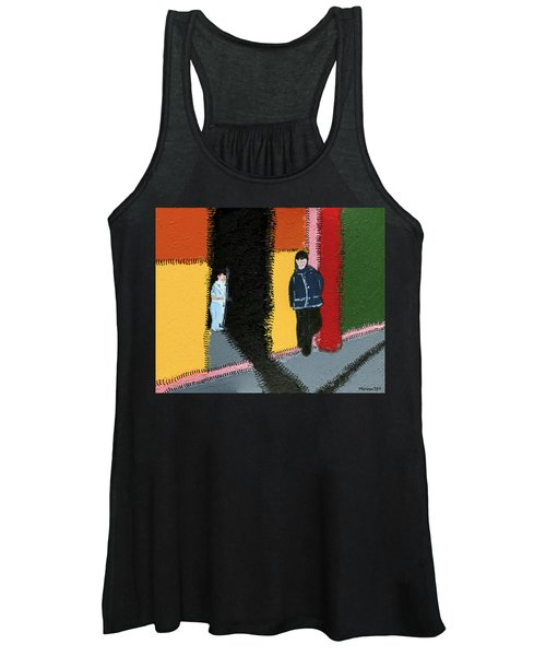 Brothers Women's Tank Top