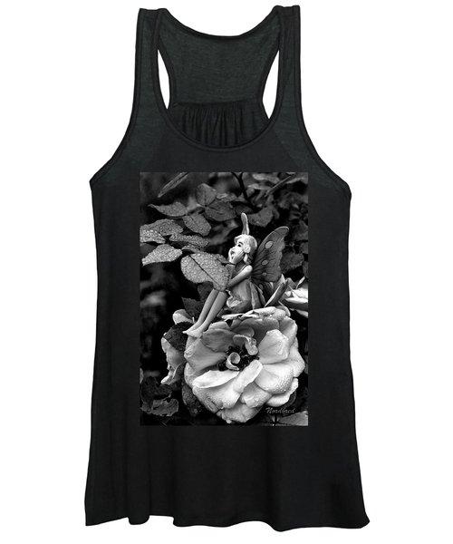 Butterfly Girl Women's Tank Top