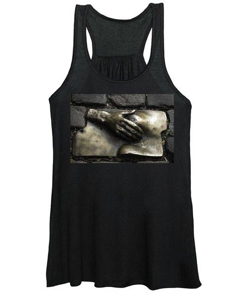 Caress Bronze Relief Amsterdam Women's Tank Top