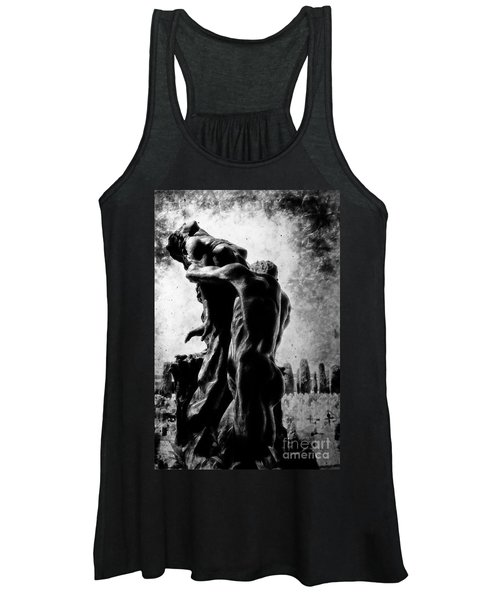 Cemetery Of Verona Women's Tank Top