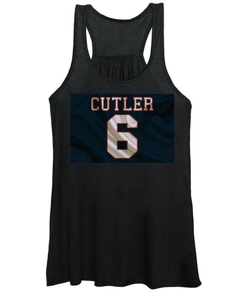 Chicago Bears Jay Cutler Women's Tank Top
