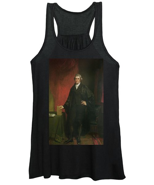 Chief Justice Marshall Women's Tank Top