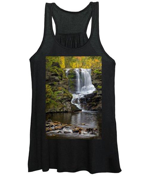 Childs Park Waterfall Women's Tank Top