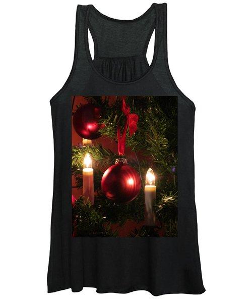 Christmas Spirit Women's Tank Top