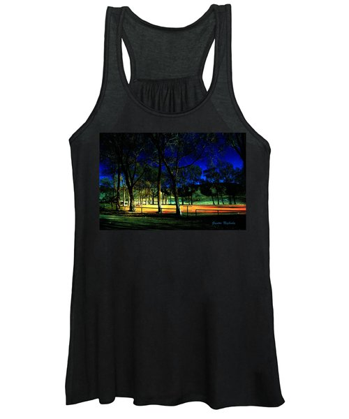 Circle Of Trust Women's Tank Top