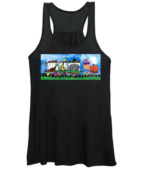 Circus Train Women's Tank Top