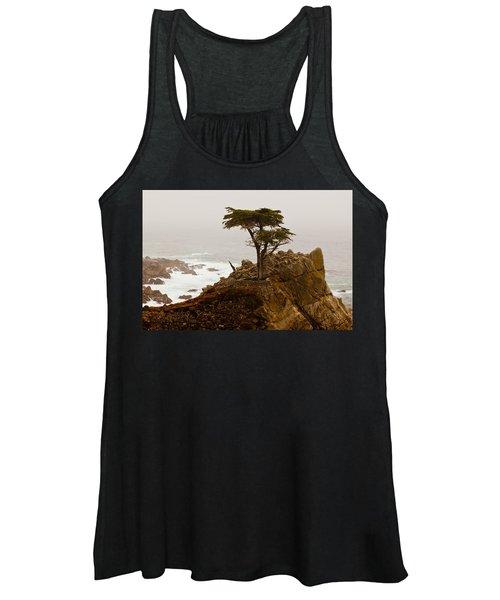 Coastline Cypress Women's Tank Top