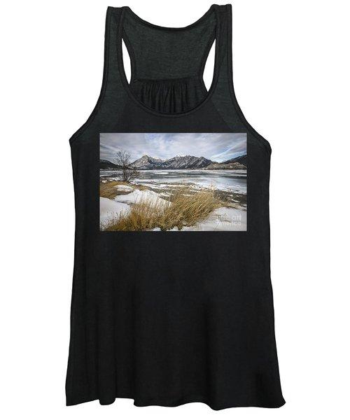 Cold Landscapes Women's Tank Top