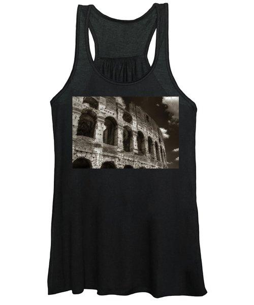 Colosseum Wall Women's Tank Top