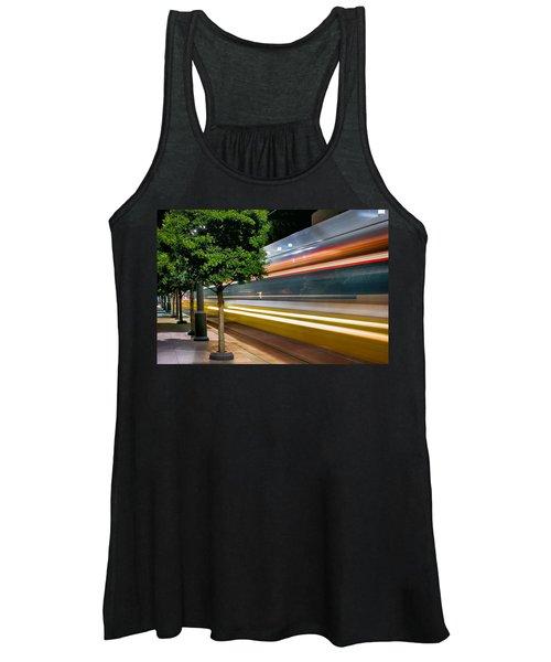 Dallas Commuter Train 052214 Women's Tank Top