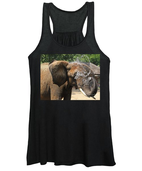 Cooling Off  Women's Tank Top