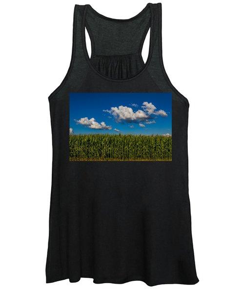 Corn Field Women's Tank Top