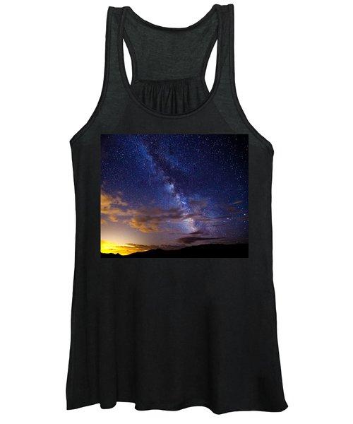 Cosmic Traveler  Women's Tank Top