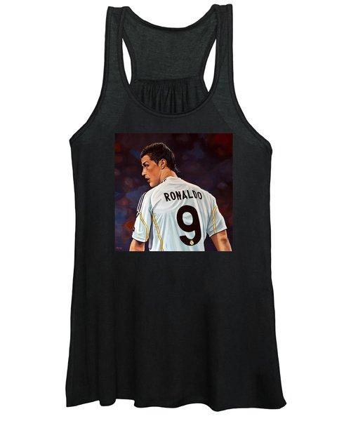 Cristiano Ronaldo Women's Tank Top