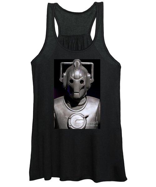 Cyberman Women's Tank Top