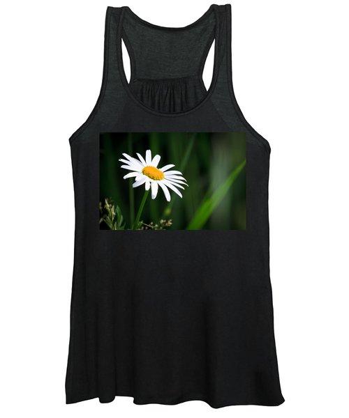Daisy - Bellis Perennis Women's Tank Top