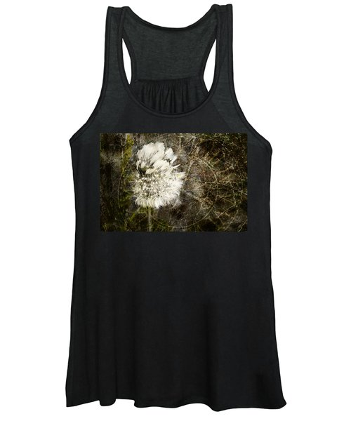 Dandelions Don't Care About The Time Women's Tank Top