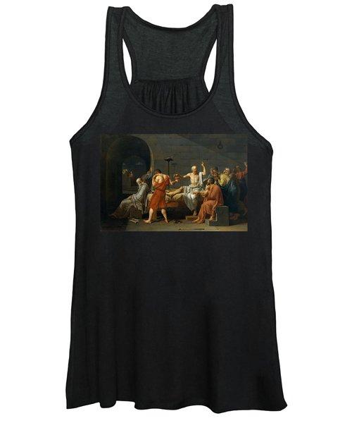 Death Of Socrates Women's Tank Top