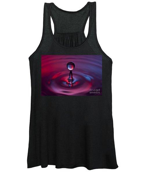 Deep Purple Women's Tank Top