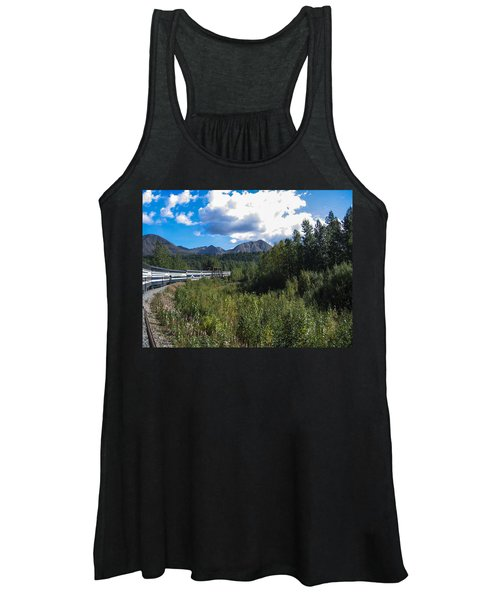 Denali Alaska Women's Tank Top