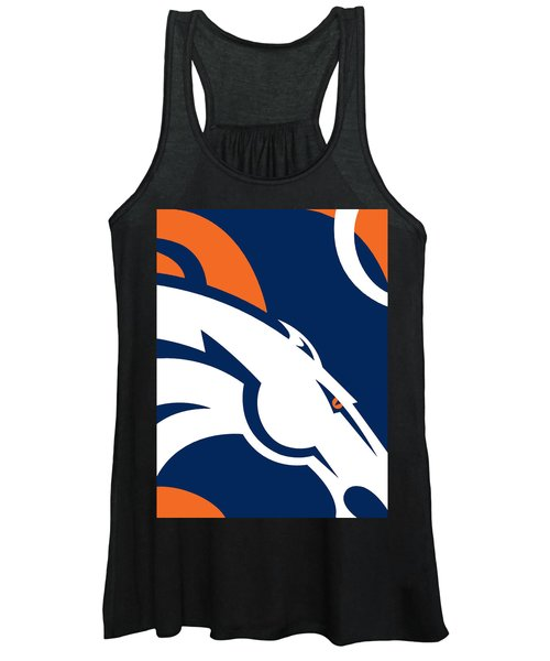 Denver Broncos Football Women's Tank Top