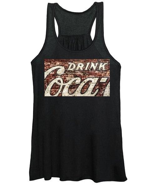 Drink Coca-cola 2 Women's Tank Top