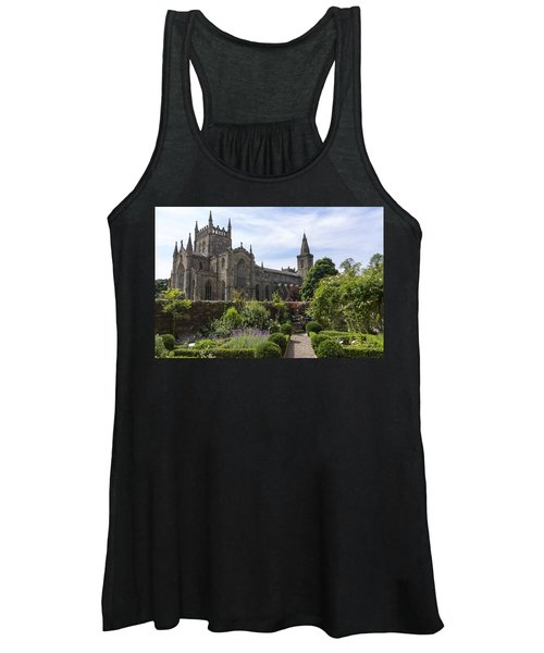 Dunfermline Abbey From The Abbot House Women's Tank Top
