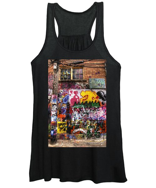 Electric Feel Women's Tank Top