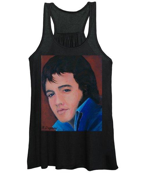 Elvis  Women's Tank Top