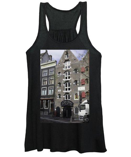 Erotic Museum Amsterdam Women's Tank Top