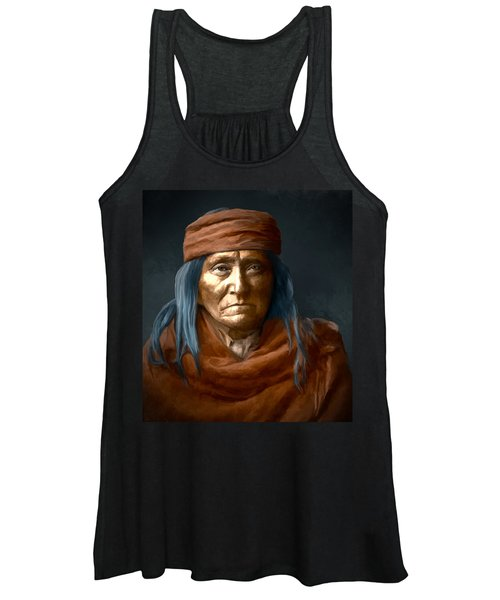 Eskadi - Apache Women's Tank Top
