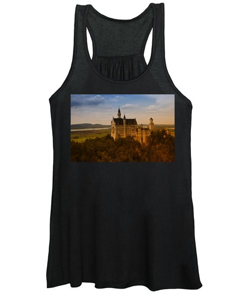 Fairy Tale Castle Women's Tank Top